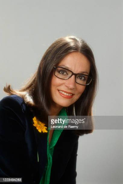 Greek Singer Nana Mouskouri