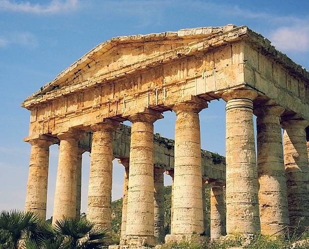 Greek temple, Segesta