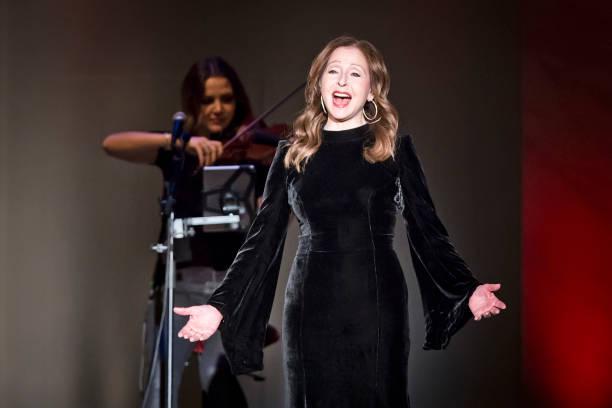 DEU: Vicky Leandros Performs In Berlin