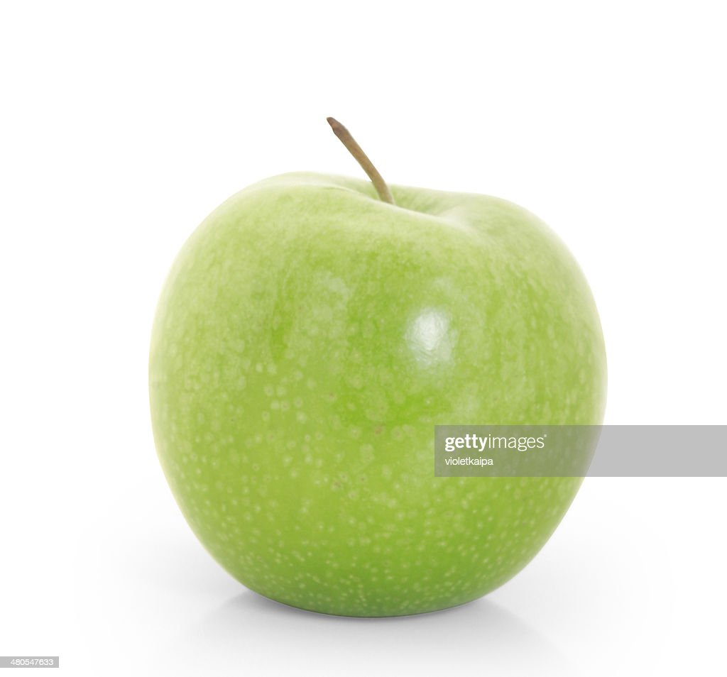 green apple : Foto de stock