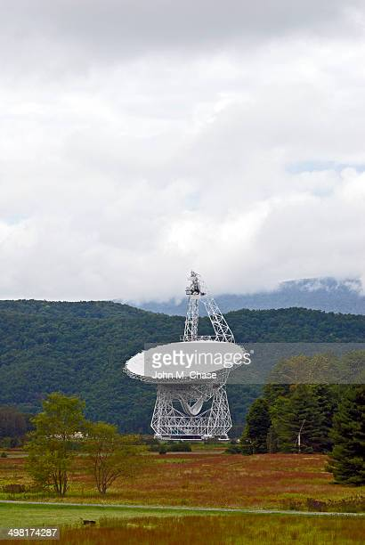 green bank telescope - national_science_foundation stock pictures, royalty-free photos & images