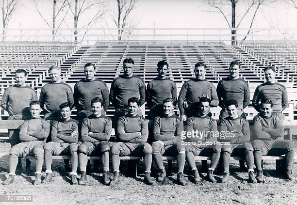 Green Bay Packers 1925 team photo