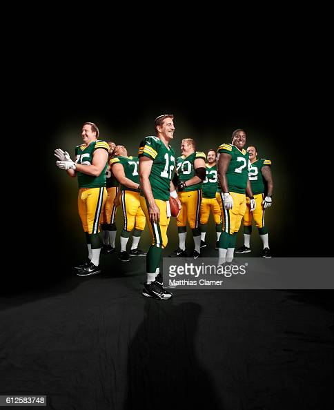 Green Bay Packers Are Photographed For Espn The Magazine On August News Photo Getty Images