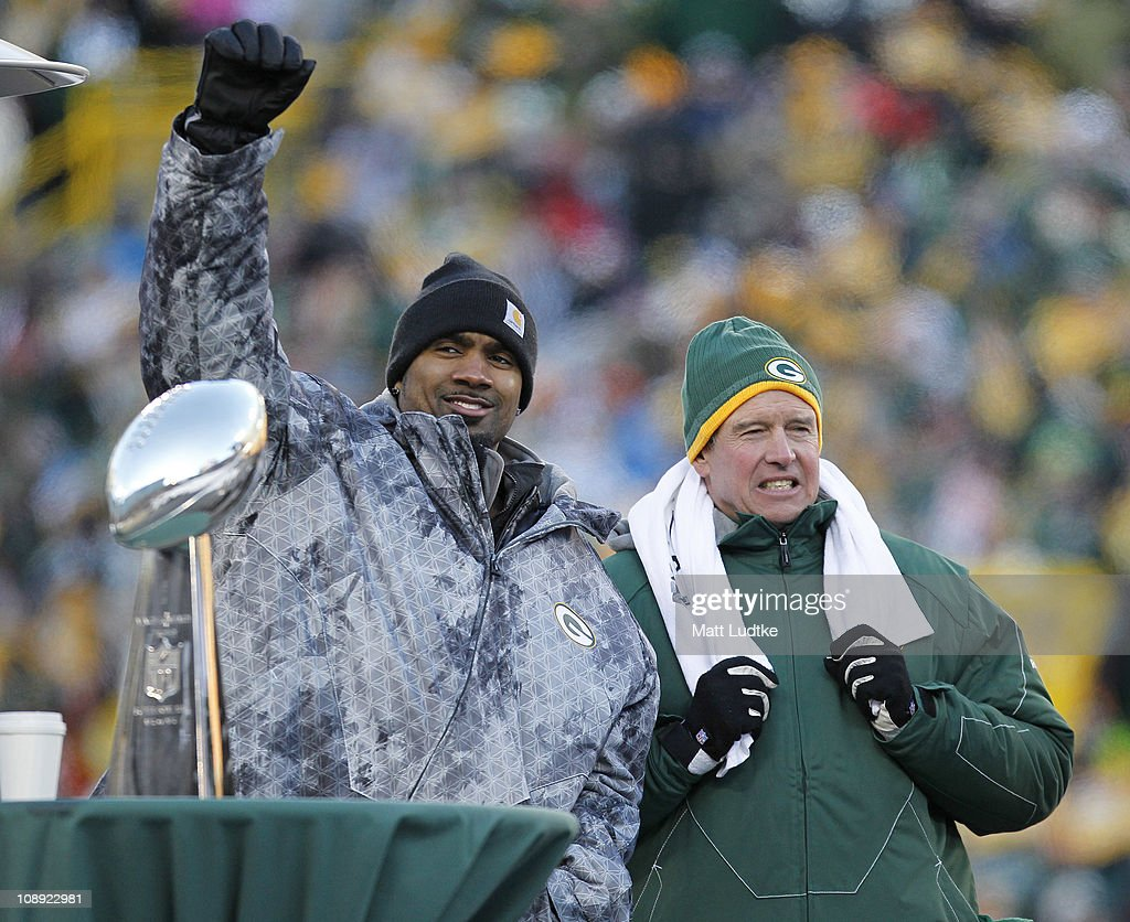 Super Bowl XLV Champions Green Bay Packers Victory Parade