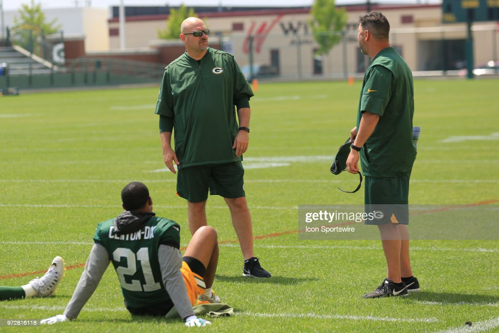 NFL: JUN 12 Packers Minicamp : News Photo