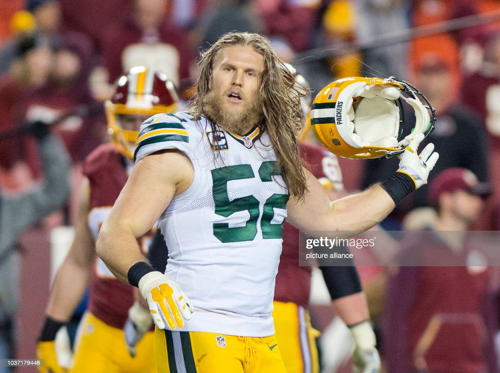 Green Bay Packers  v.  Washington Redskins : News Photo