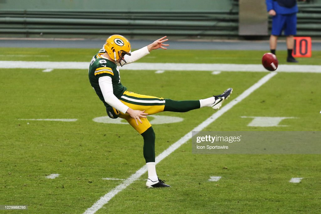 NFL: DEC 06 Eagles at Packers : News Photo