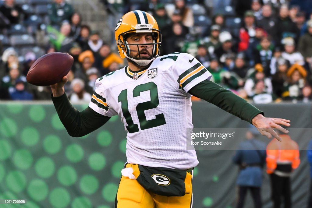 NFL: DEC 23 Packers at Jets : News Photo