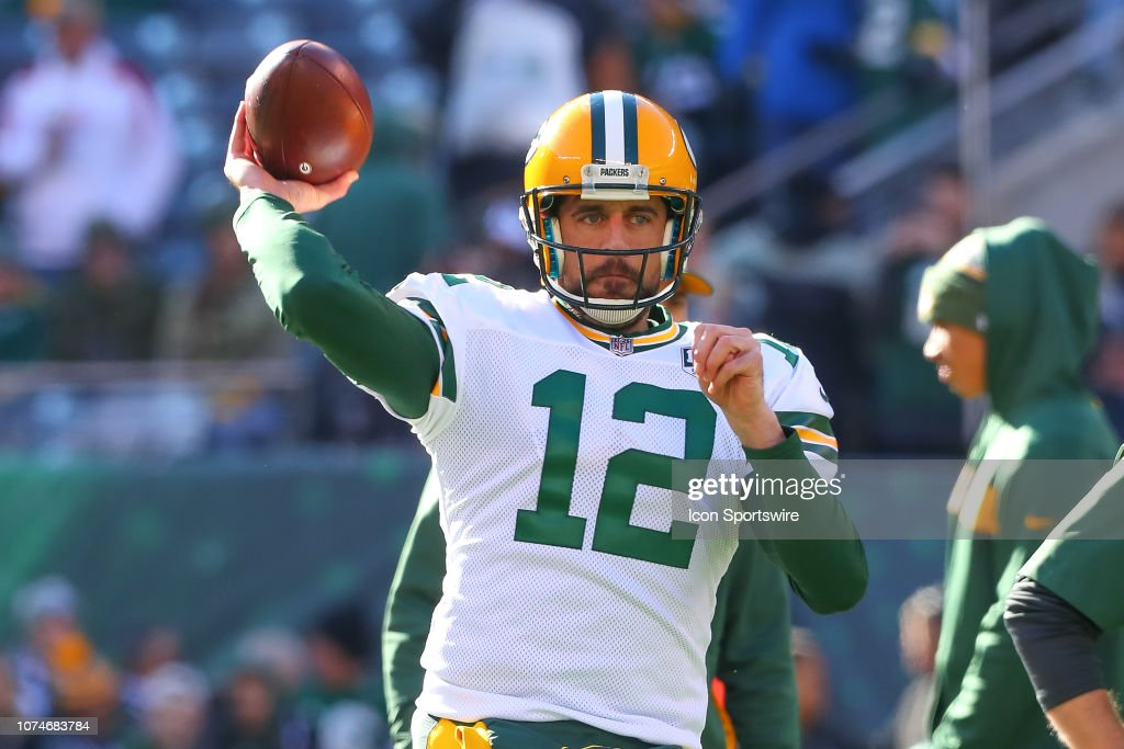 NFL: DEC 23 Packers at Jets : Fotografia de notícias