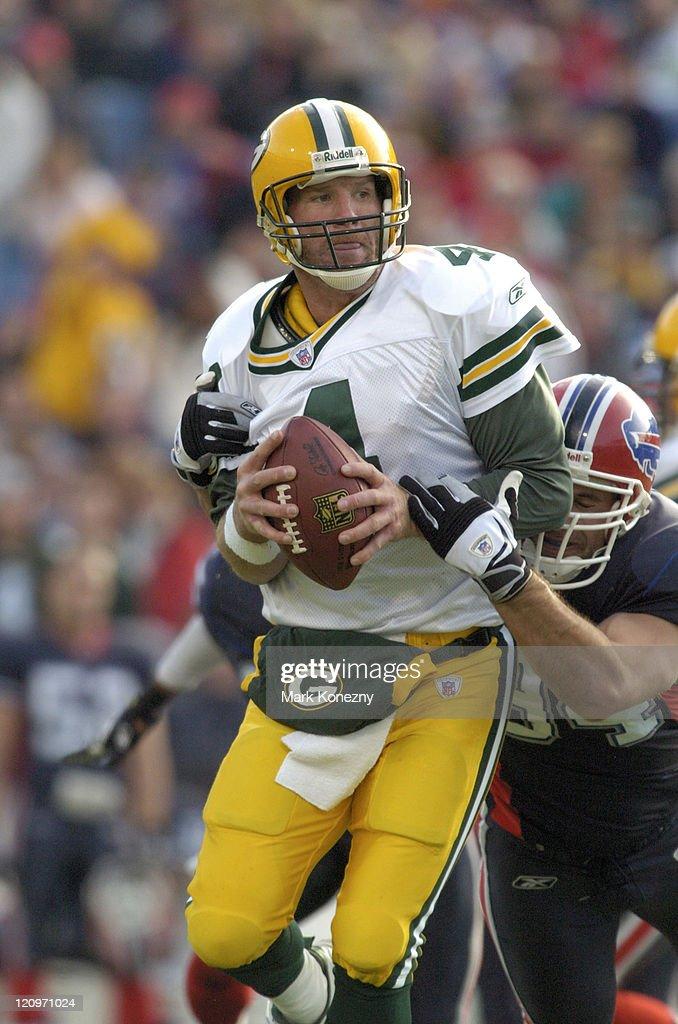 Green Bay Packers vs Buffalo Bills - November 5, 2006