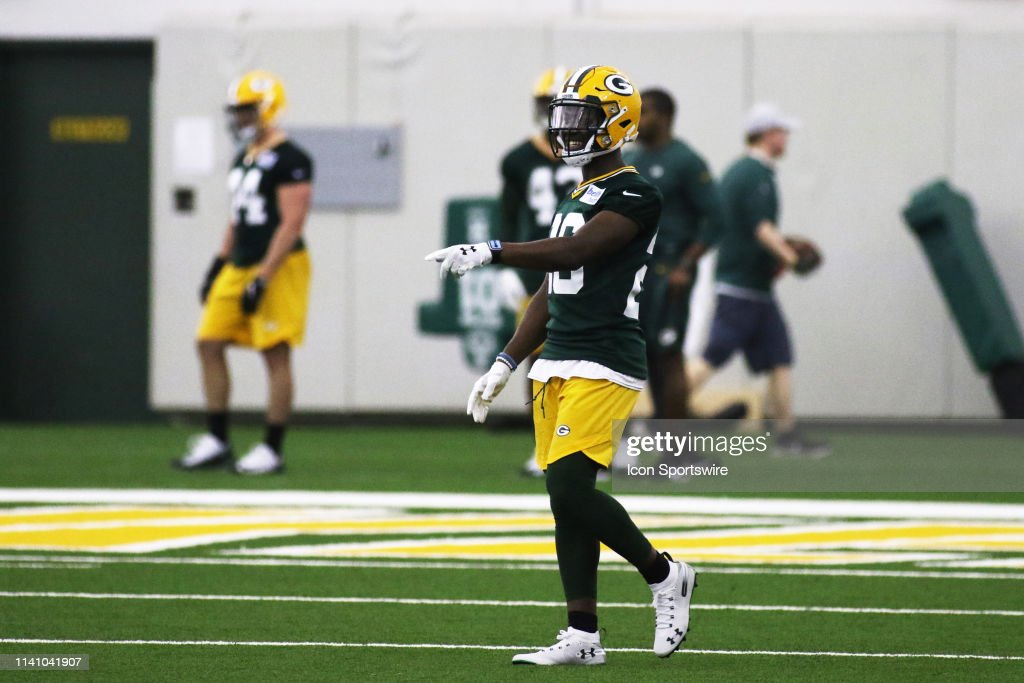 NFL: MAY 03 Packers Rookie Orientation : News Photo