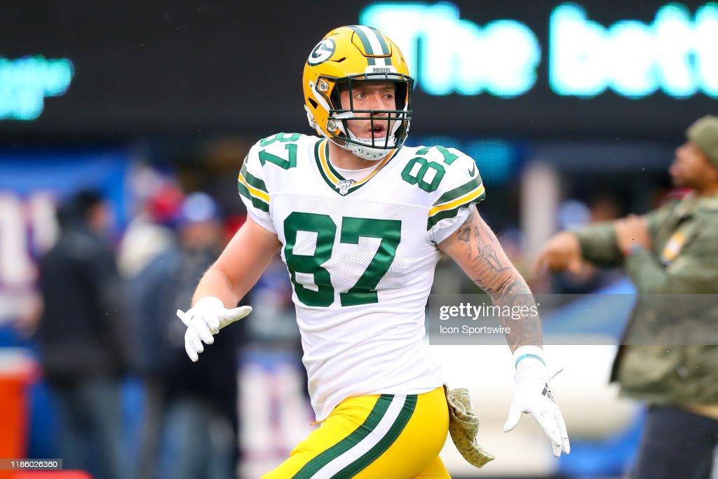 NFL: DEC 01 Packers at Giants : News Photo