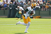 NFL: JUL 28 Packers Training Camp