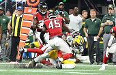 NFL: SEP 17 Packers at Falcons