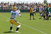 NFL: AUG 08 Packers Training Camp