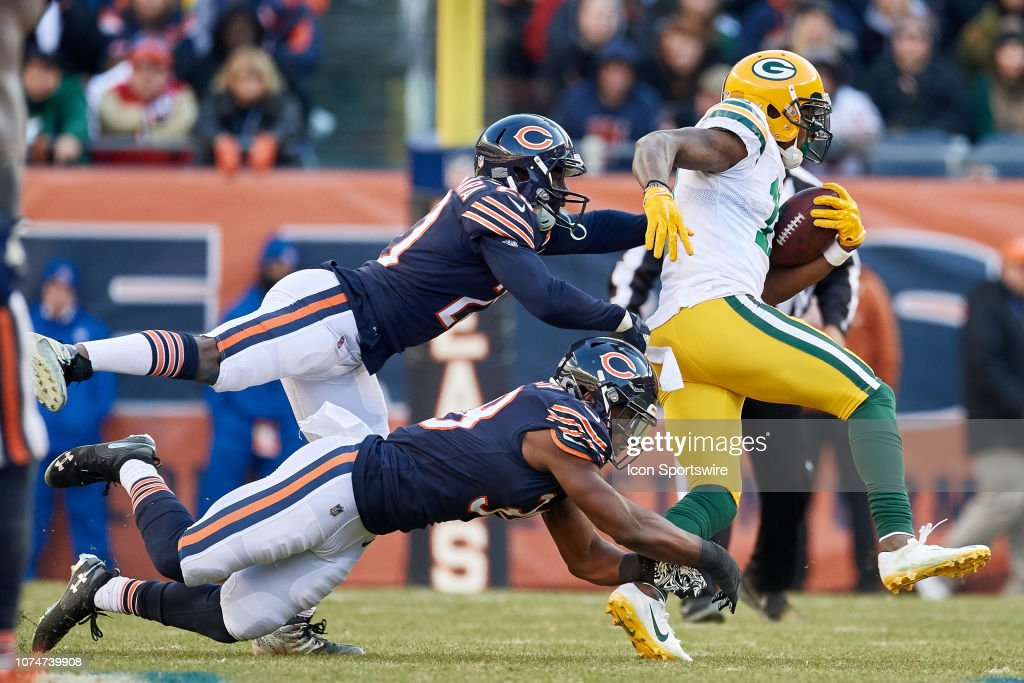 NFL: DEC 16 Packers at Bears : News Photo