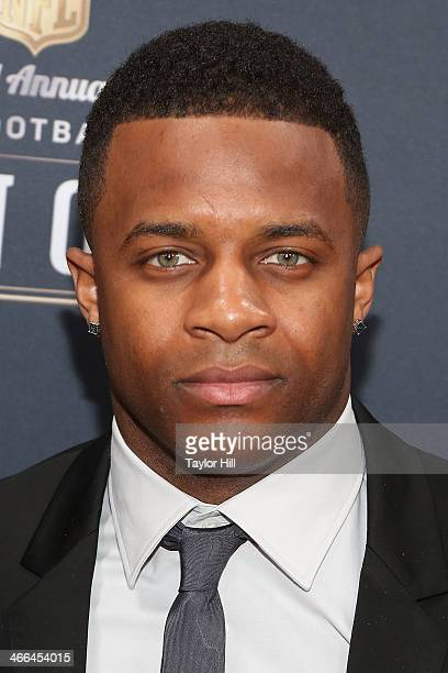 Green Bay Packers wide receiver Randall Cobb attends the 3rd Annual NFL Honors at Radio City Music Hall on February 1 2014 in New York City