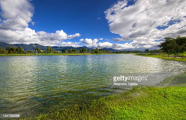 green beach - cundinamarca stock pictures, royalty-free photos & images