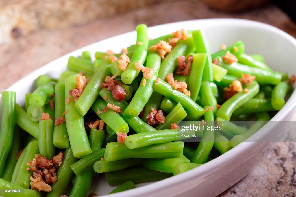 Green Bean : Stock Photo
