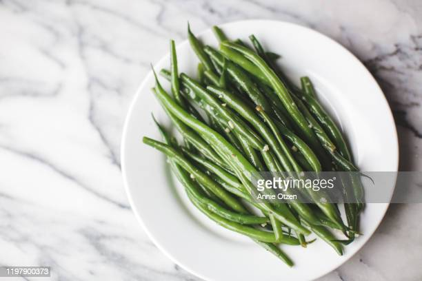 green beans - green bean stock pictures, royalty-free photos & images