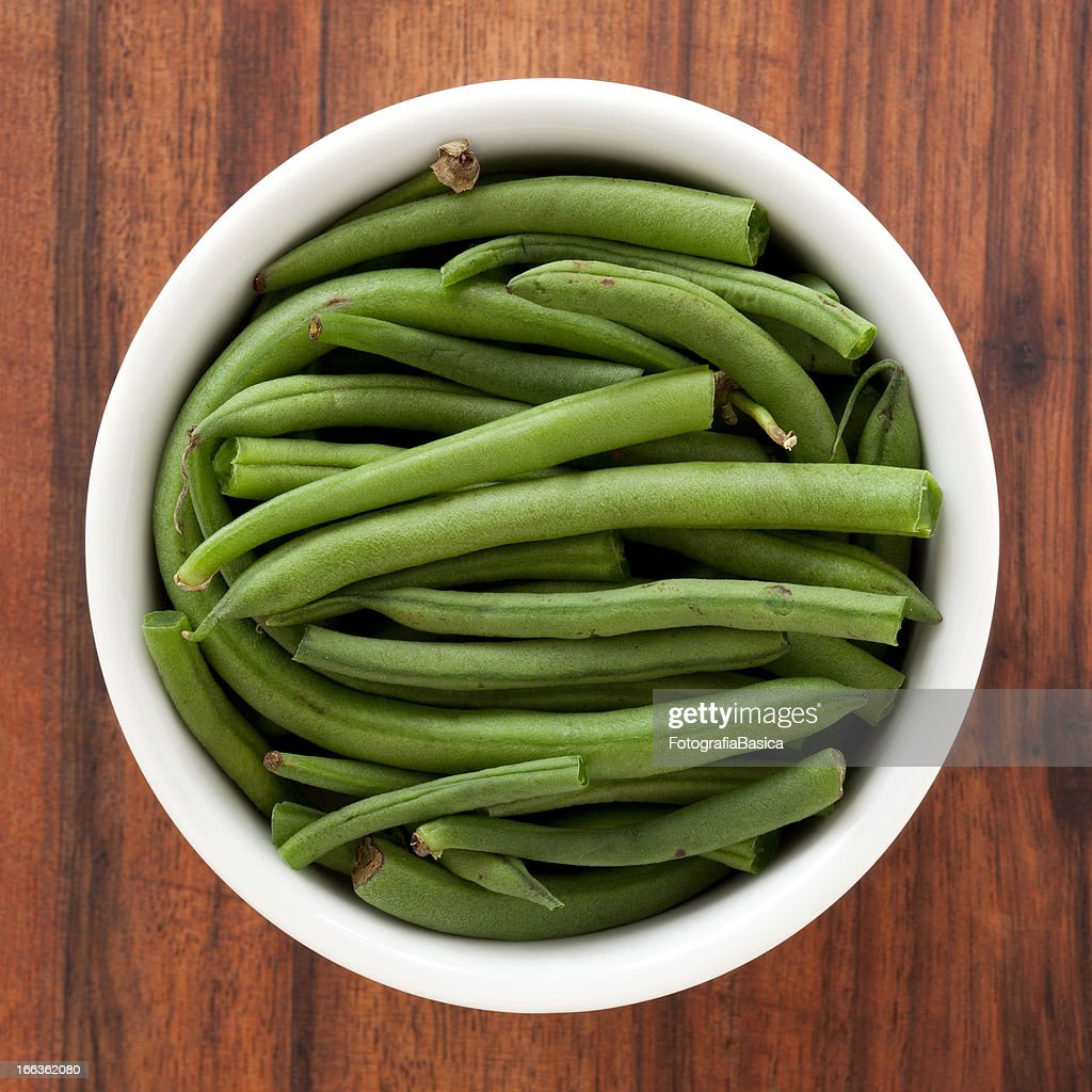 Green beans : Stock Photo