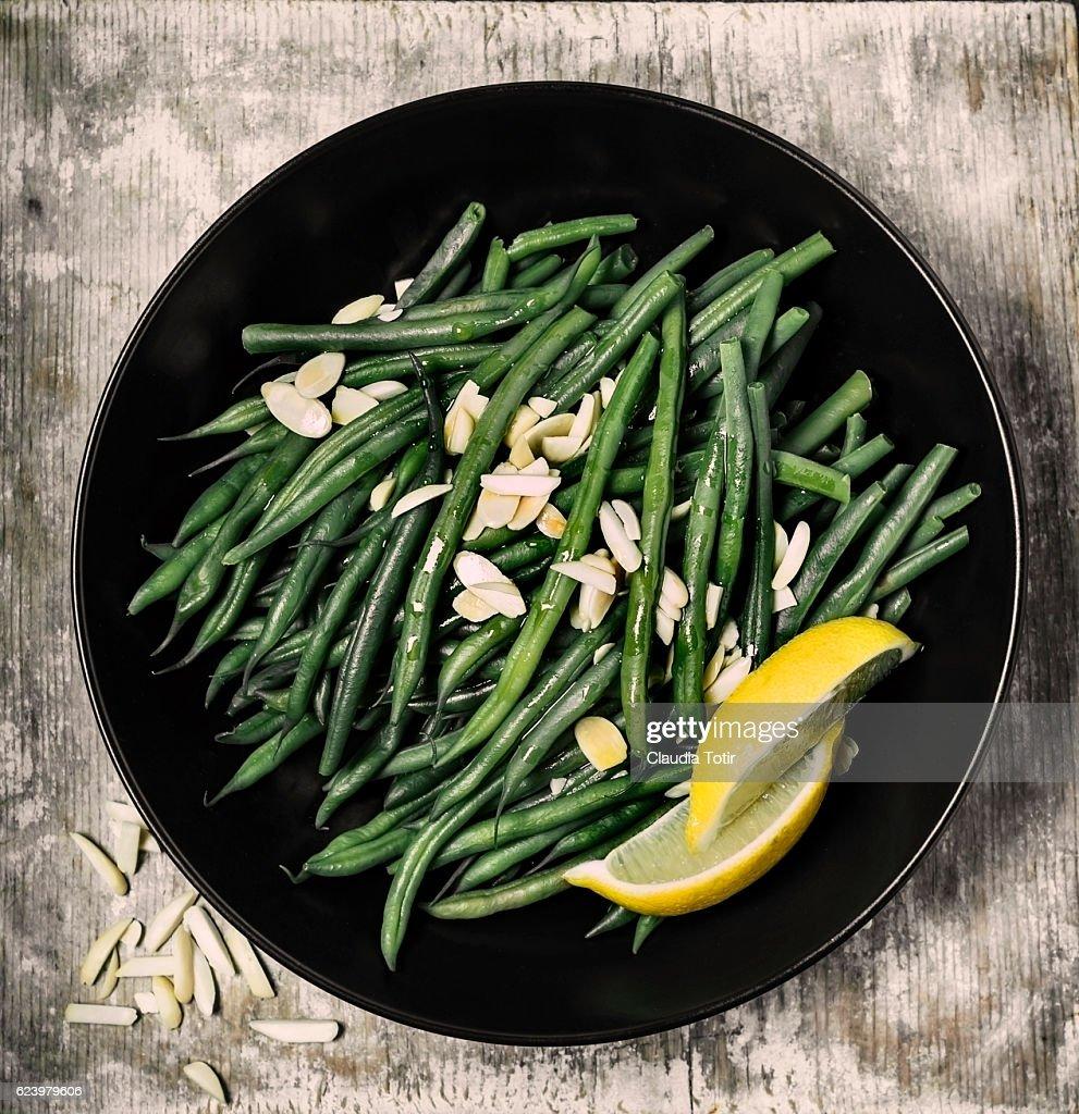 Green beans : Stock Photo