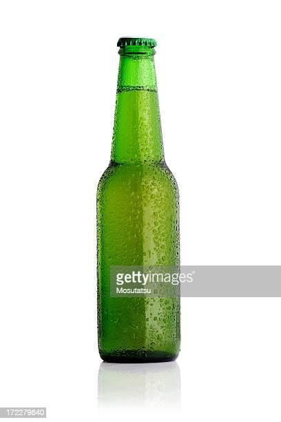 bootle cerveza verde