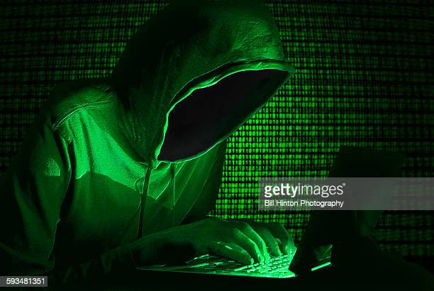 Green Binary Hacker