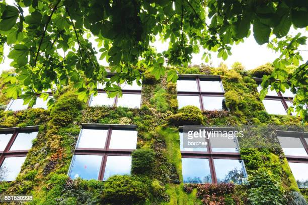 Green Building In Paris