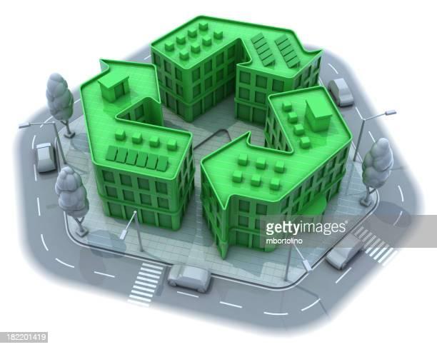 Green bâtiment