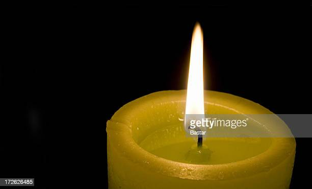 Grüne Kerze
