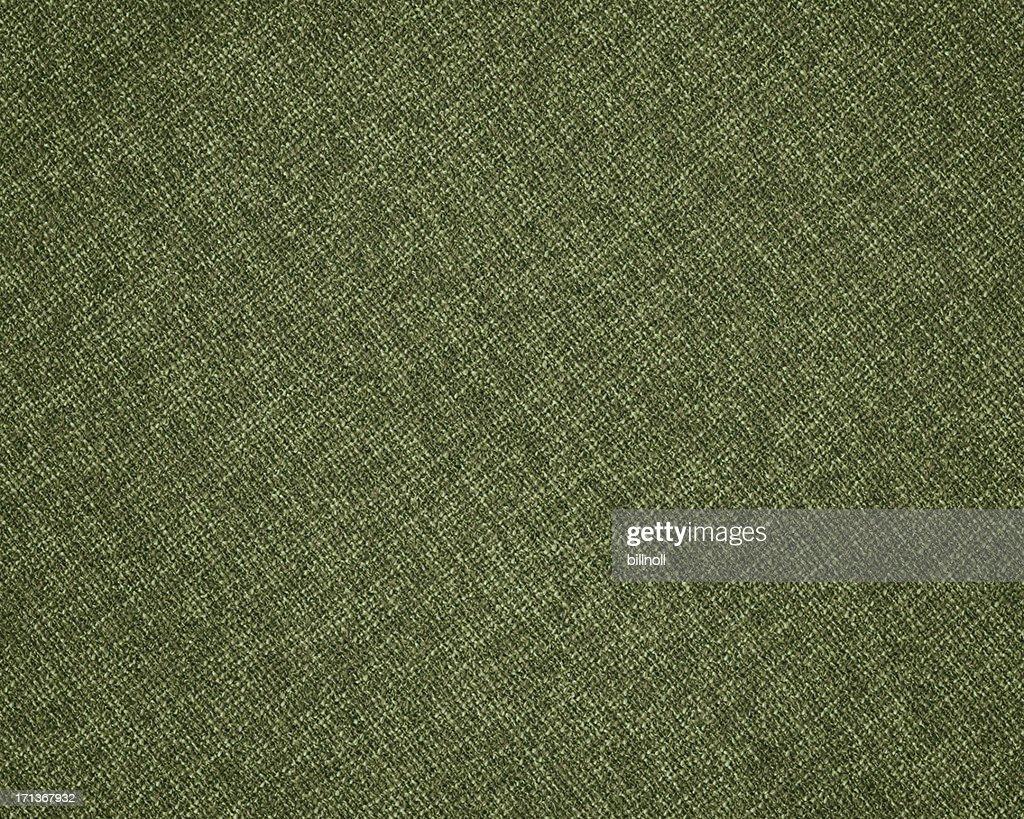 グリーンのキャンバス生地 : ストックフォト