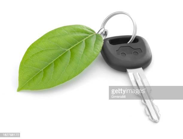 Green Car Schlüssel