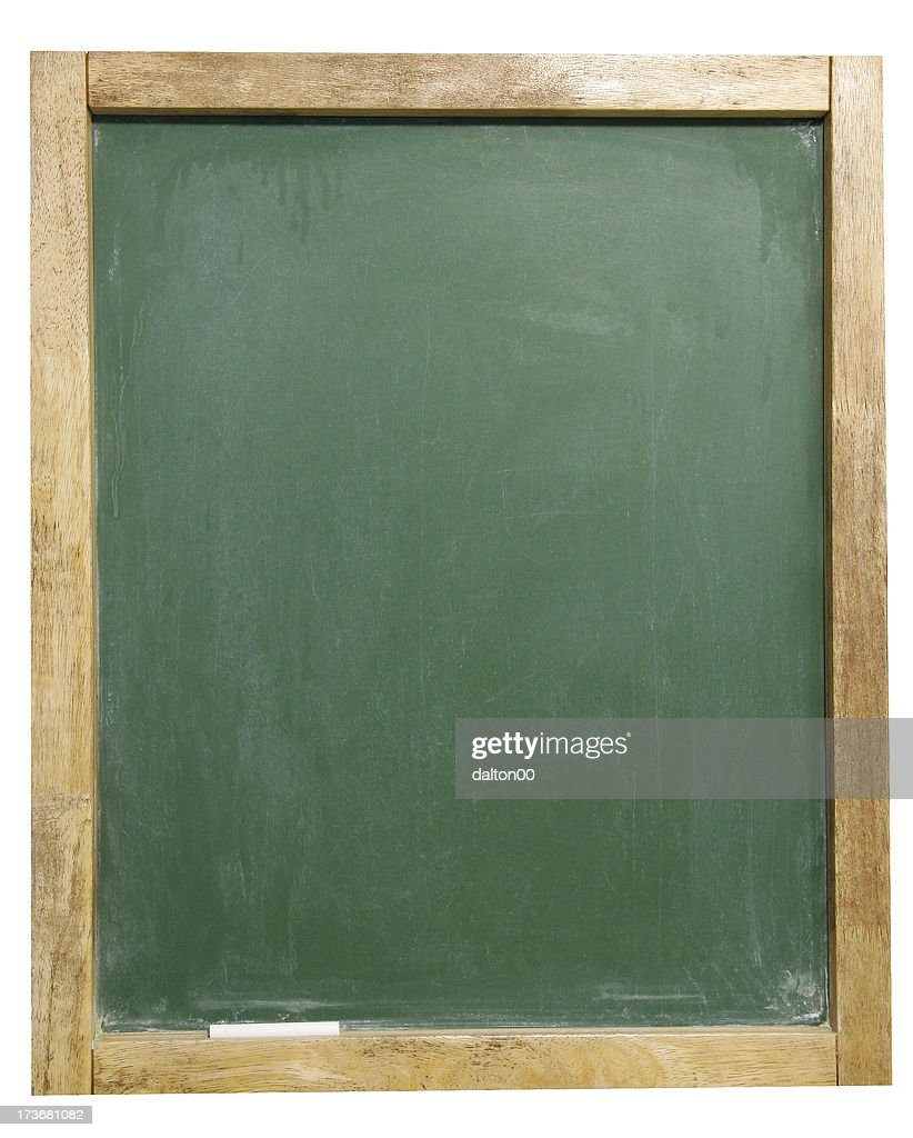 Green Chalkboard 3 : Stock Photo