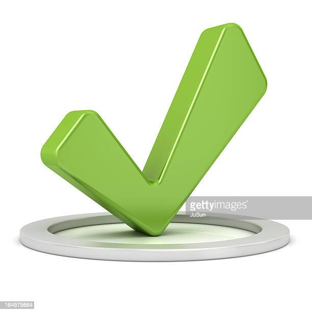 green check mark - permission concept stock pictures, royalty-free photos & images