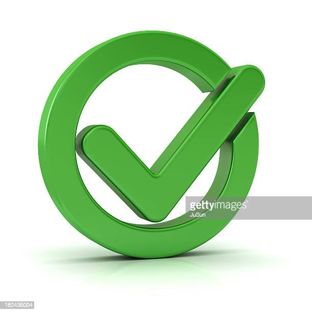Green Check Mark