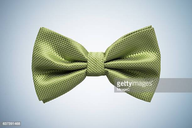 Green Colored Bowtie