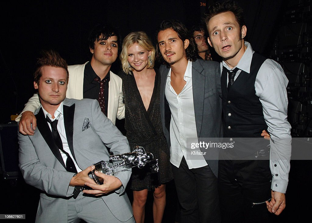 2005 MTV Video Music Awards - Audience and Backstage