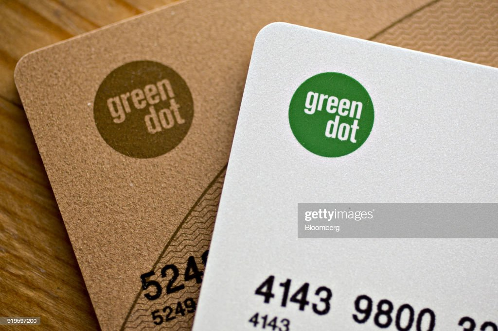 green dot corp credit cards ahead of earnings figures news photo - Green Dot Prepaid Visa Card