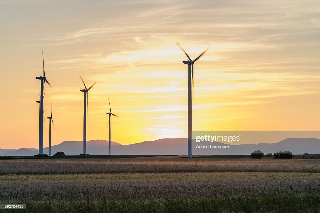 Green energy : Stock-Foto