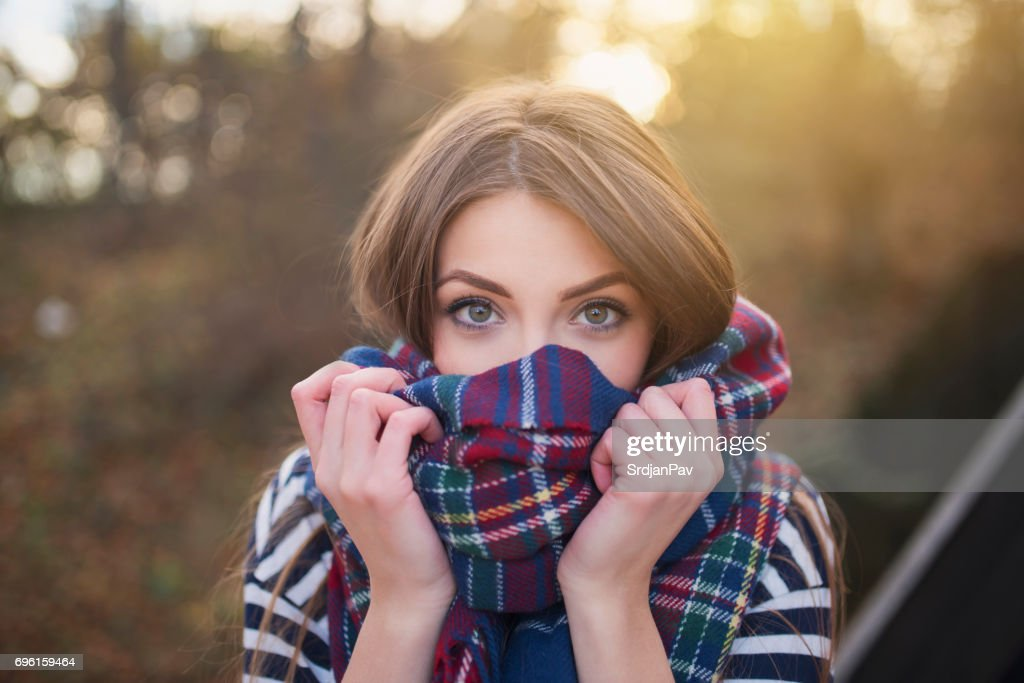 Green eyes : Stock Photo