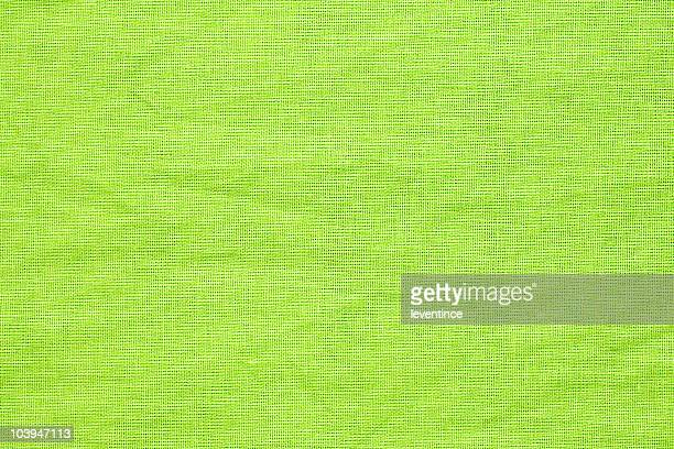 green fabric texture - tablecloth stock pictures, royalty-free photos & images