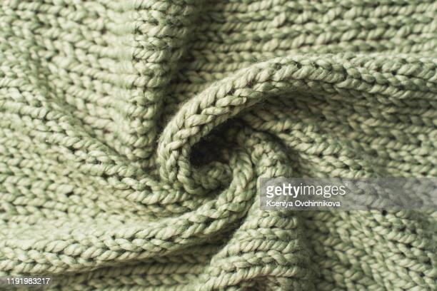 green fabric texture - wool stock pictures, royalty-free photos & images