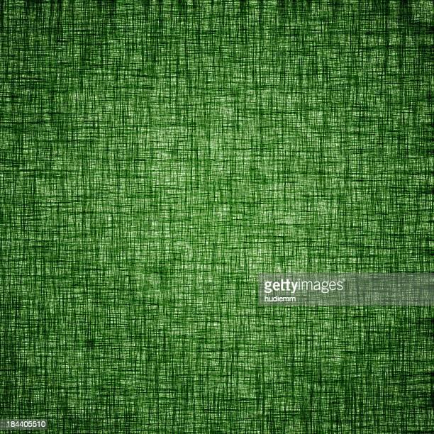 Green fiber texture background
