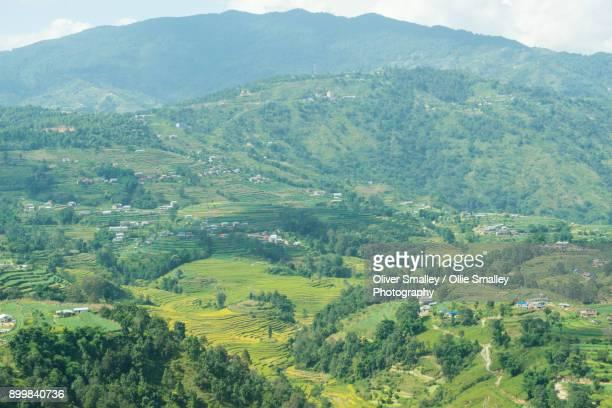 Green Foothills - Nagarkot, Nepal