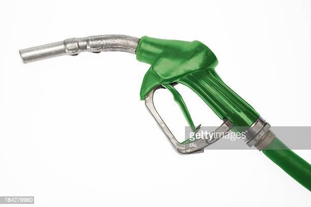 Vert de gaz
