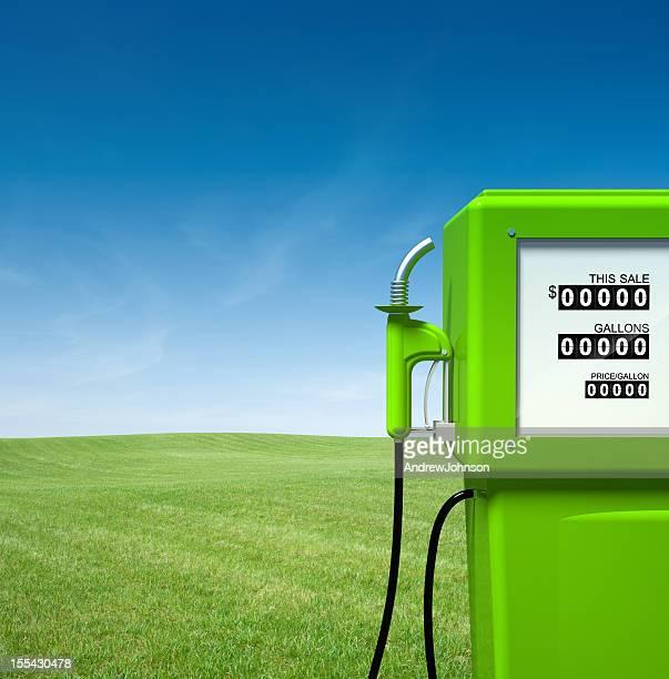 Pompe-vert de gaz