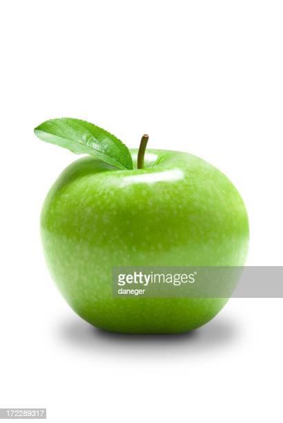 grünen Granny Smith Apfel