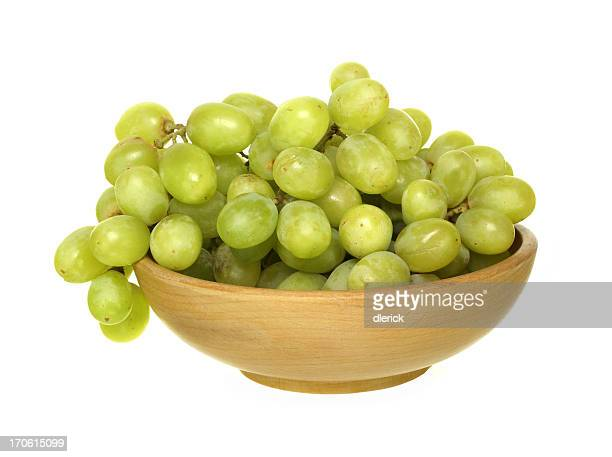 green grapes,bowl