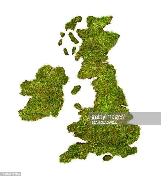 green grass britain - map stock pictures, royalty-free photos & images